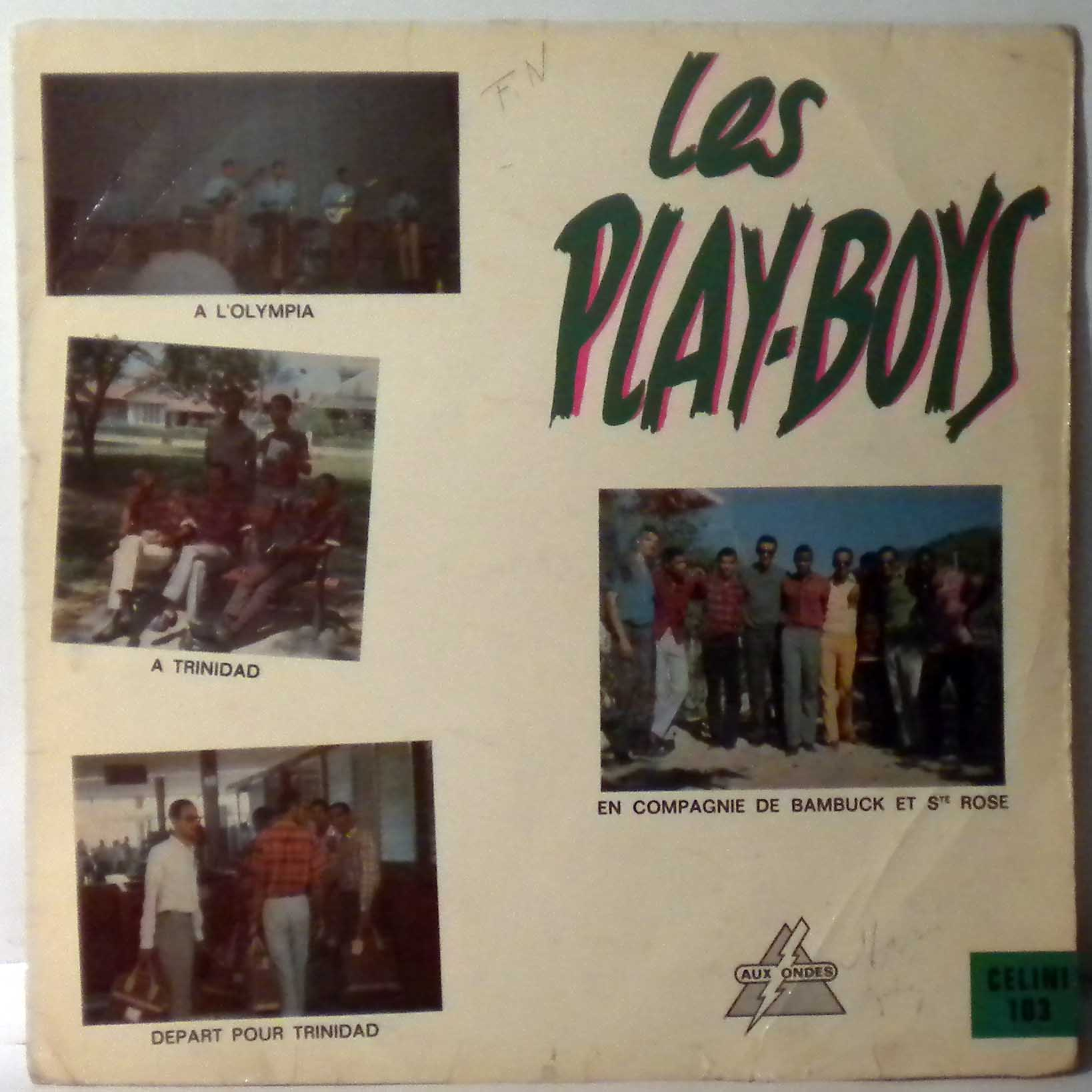 Les Play-Boys Same
