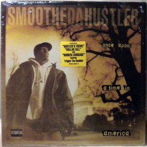 SMOOTHE DA HUSTLER - Once Upon A Time In America - LP x 2