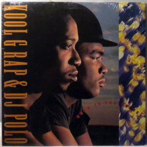 KOOL G RAP & DJ POLO - Road To The Riches - LP