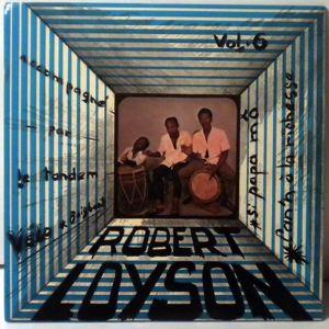 ROBERT LOYSON - Canne a la richesse / Si papa mo - 7inch (SP)