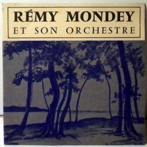 REMY MONDEY - Ou samedi soir a la creole - 7inch (SP)