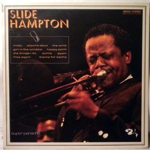 SLIDE HAMPTON - Same - LP