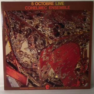 Cohelmec Ensemble 5 Octobre 1974 Live