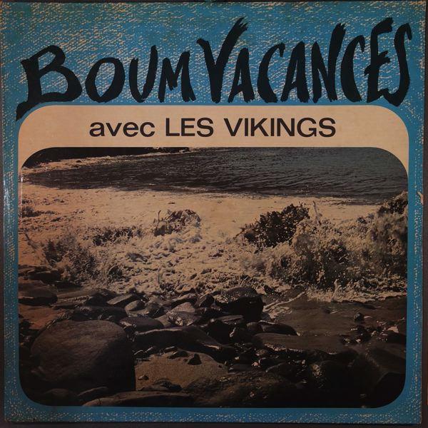 LES VIKINGS - Boum vacances - LP