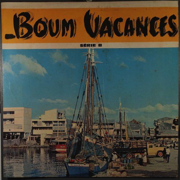 VARIOUS - Boum Vacances Serie B - LP