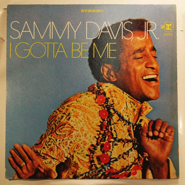 SAMMY DAVIS JR - I Gotta Be Me - LP