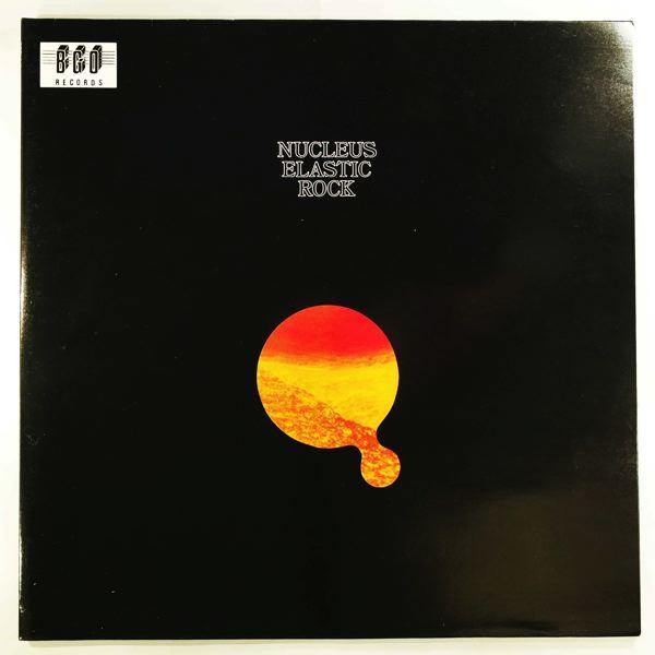 NUCLEUS - Elastic Rock - LP
