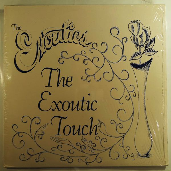 THE EXOUTICS - The Exoutic Touch - LP
