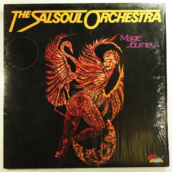 THE SALSOUL ORCHESTRA - Magic Journey - LP