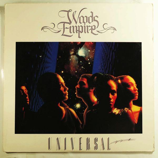 WOODS EMPIRE - Universal love - LP