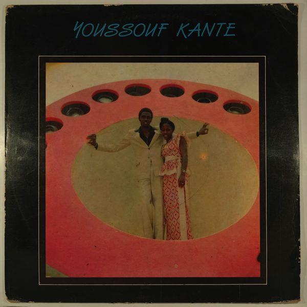 YOUSSOUF KANTE - Same - LP