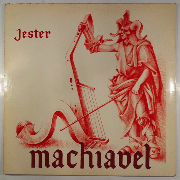 MACHIAVEL - Jester - LP