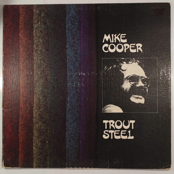 Mike Cooper - Trout Steel - LP