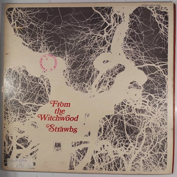 STRAWBS - From The Witchwood - LP