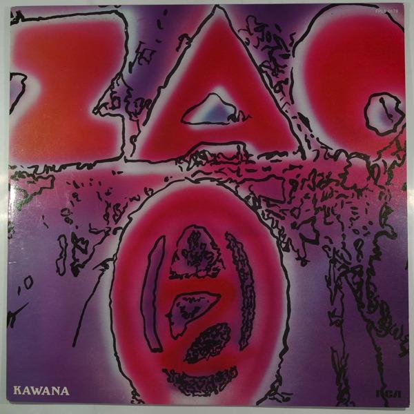 ZAO - Kawana - LP