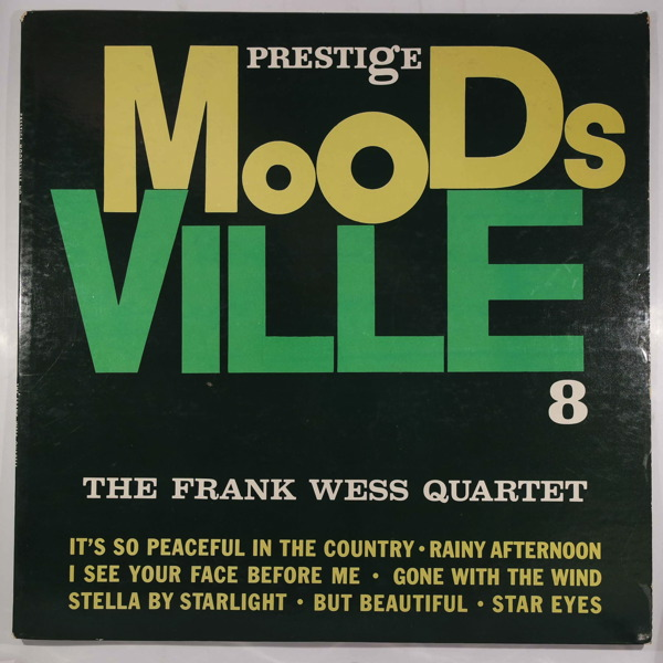 The Frank Wess Quartet Same