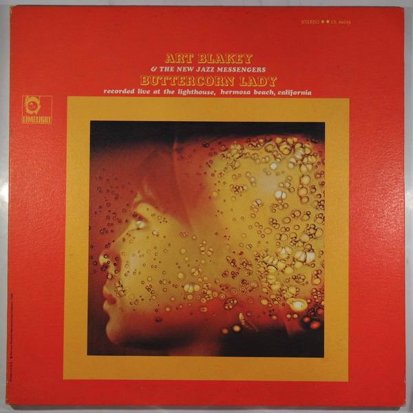 Art Blakey & The New Jazz Messengers Buttercorn Lady