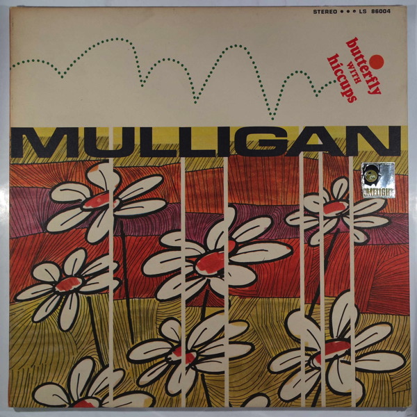 GERRY MULLIGAN - Butterfly With Hiccups - LP