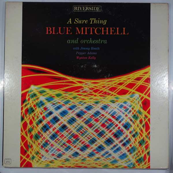 BLUE MITCHELL - A Sure Thing - LP
