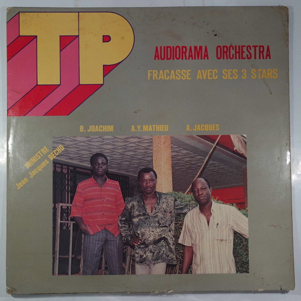 TP Audiorama Orchestra Fracasse avec ses 3 stars