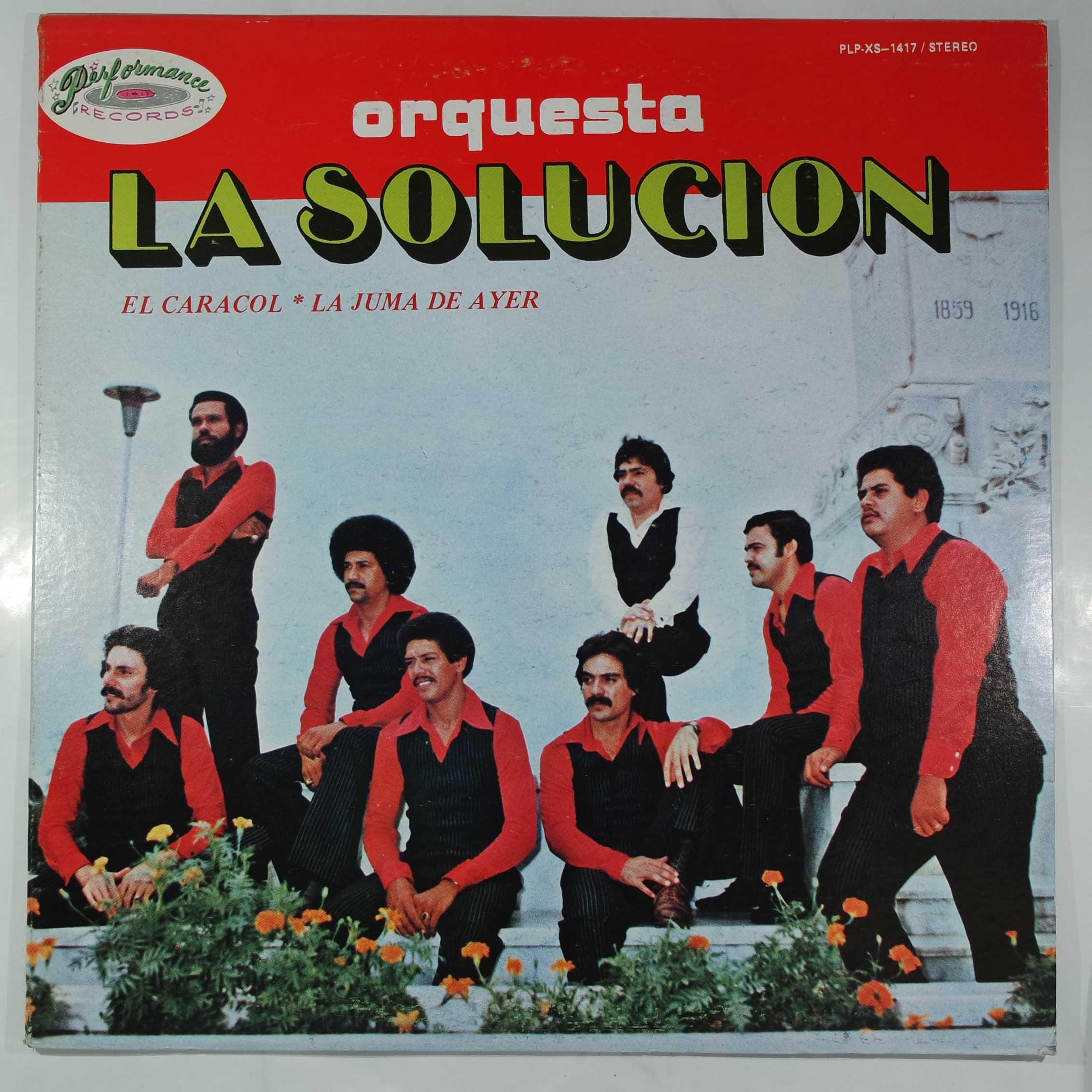 Orquesta La Solucion Same