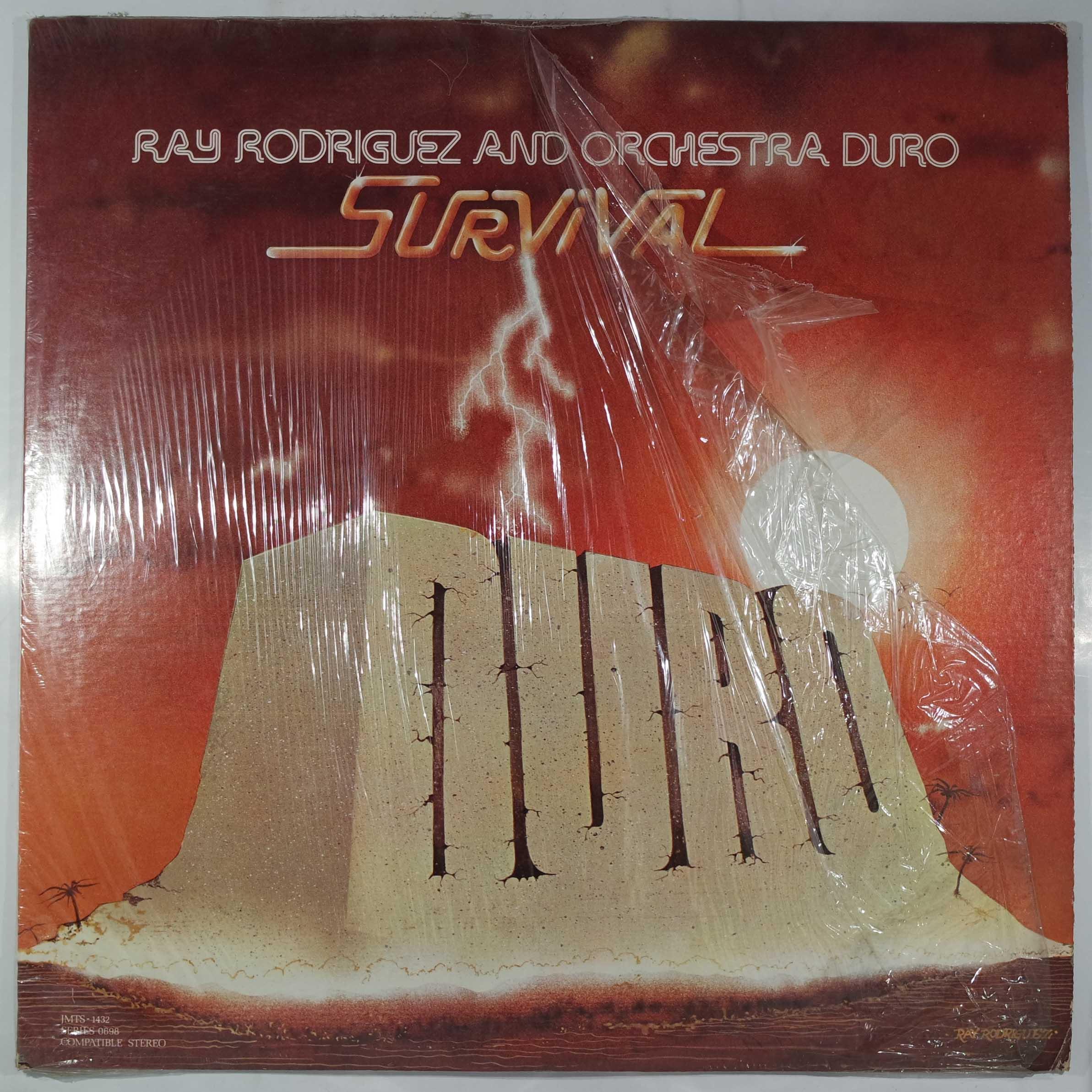 Ray Rodriguez Y Su Orquesta Survival