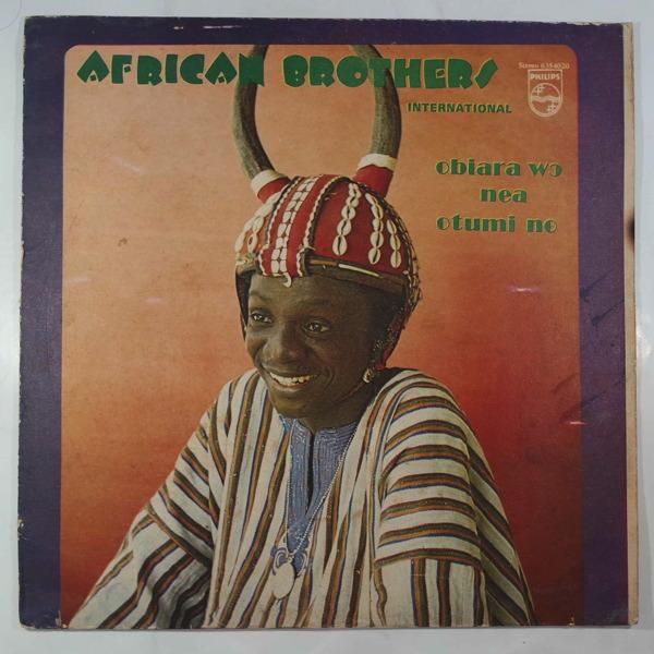 African Brothers International Obiara wo nea otumi no