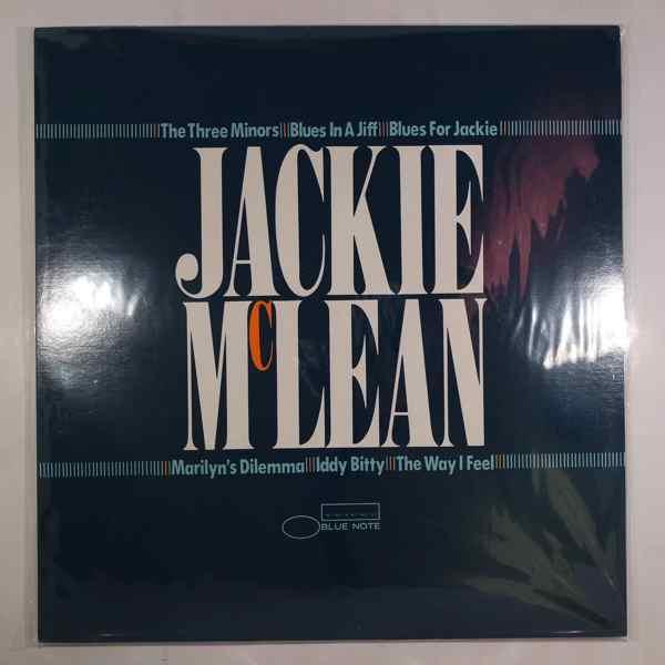 Jackie McLean Same
