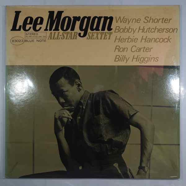 LEE MORGAN ALL-STAR SEXTET - Same - LP