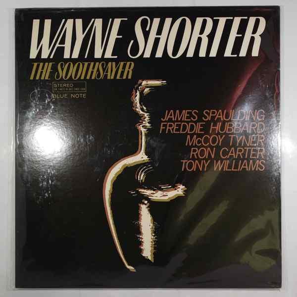 Wayne Shorter The Soothsayer