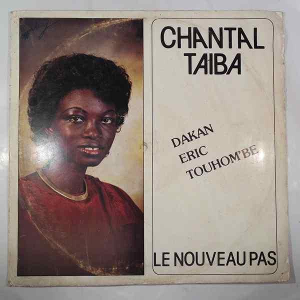 CHANTAL TAIBA - Le nouveau pas - LP