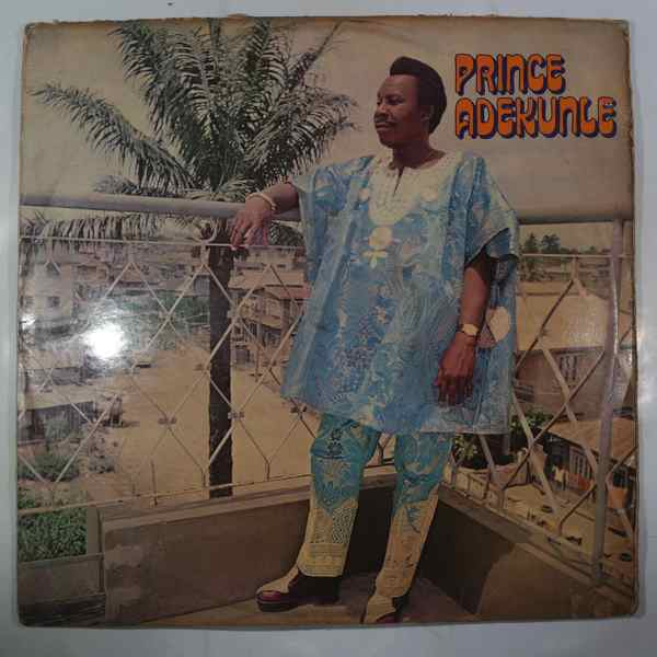 General Prince Adekunle & his Supersonic Sounds Same