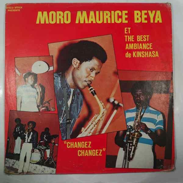 Moro Maurice Beya Changez changez