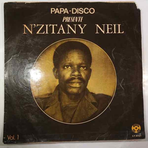 N'ZITANY NEIL - Vol.1 - LP