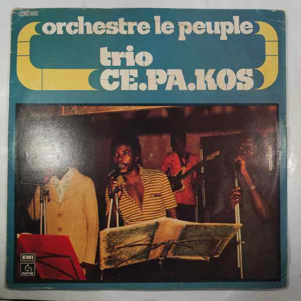 Orchestre Le Peuple Trio Ce Pa Kos Same