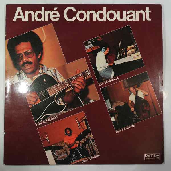 Andre Condouant Same