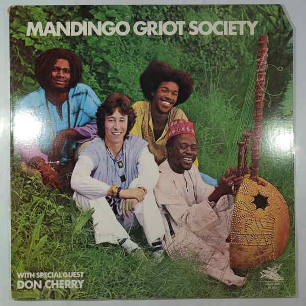 MANDINGO GRIOT SOCIETY - Same - LP