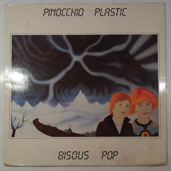 BISOUS POP - Pinocchio plastic - LP