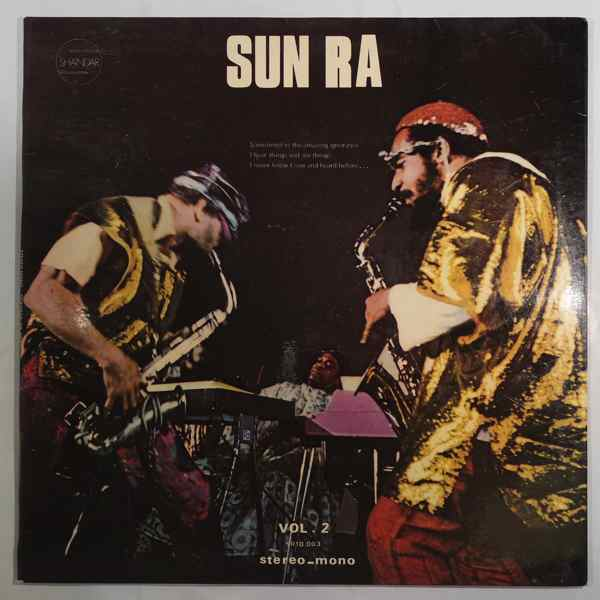 Sun Ra Nuits De La Fondation Maeght Vol. 2