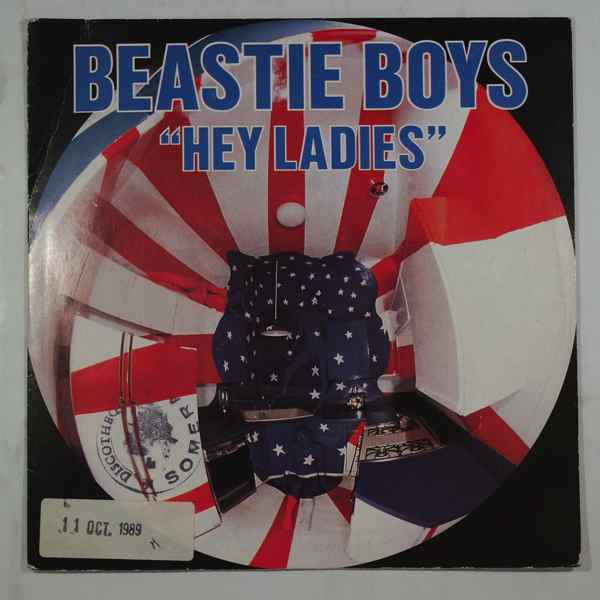 BEASTIE BOYS - Hey ladies / Shake your rump - 7inch (SP)