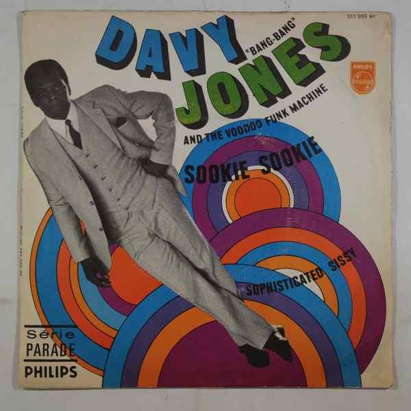 Davy Jones And The Voodoo Funk Machine Sookie Sookie