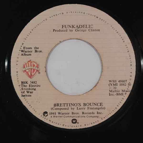 Funkadelic Brettino's bounce