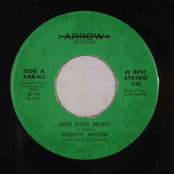 Mighty Arrow Disco calypso