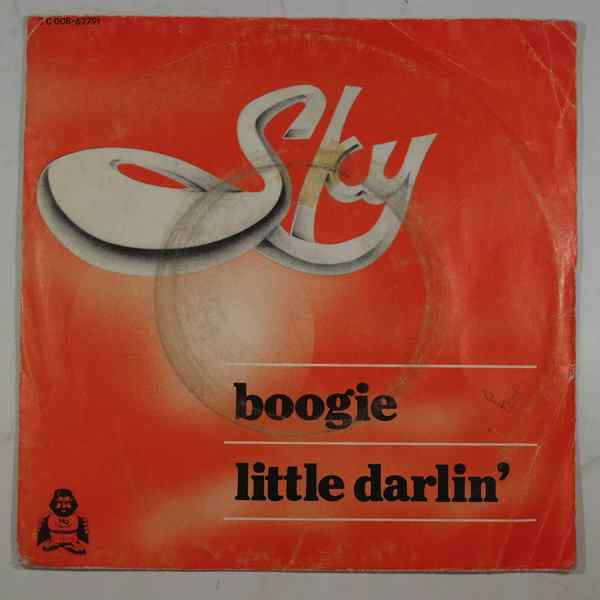 Sky Little darlin'