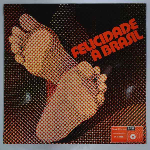 FABIEN - Felicidade A Brasil - LP