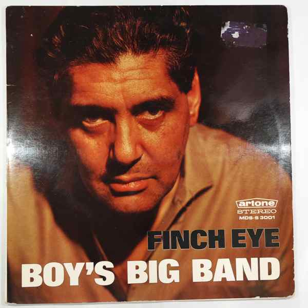 Boy's Big Band Finch Eye