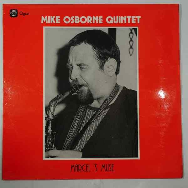 MIKE OSBORNE QUINTET - Marcel's Muse - LP