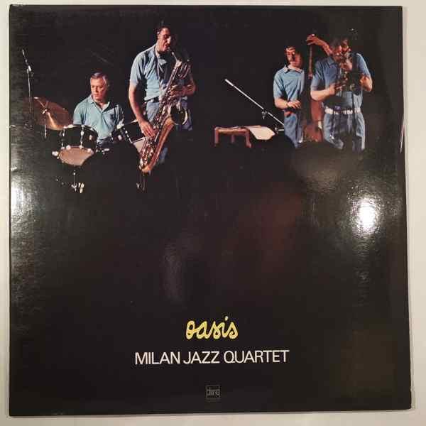 Milan Jazz Quartet Oasis