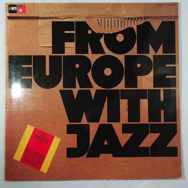 Various From Europe With Jazz
