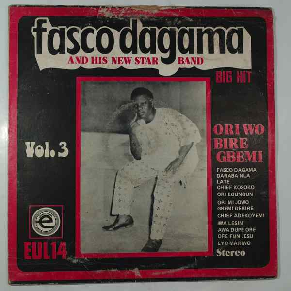 Fasco Dagama and his new Star Band Vol.3